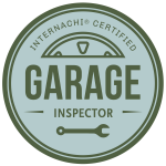 InterNACHI Certified Garage Inspector in Pinellas County and Tampa Bay