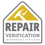 InterNACHI Certified Repair Verification Expert in Pinellas County and Tampa Bay