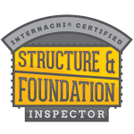 InterNACHI Certified Structure and Foundation Inspector in Pinellas County and Tampa Bay
