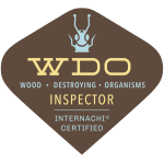 InterNACHI Certified Wood Destroying Organisms Inspector in Pinellas County and Tampa Bay